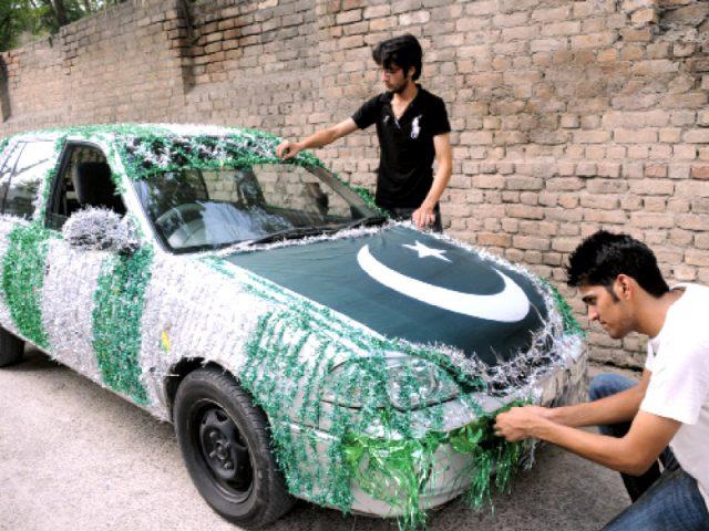سالروز استقلال پاکستان 1