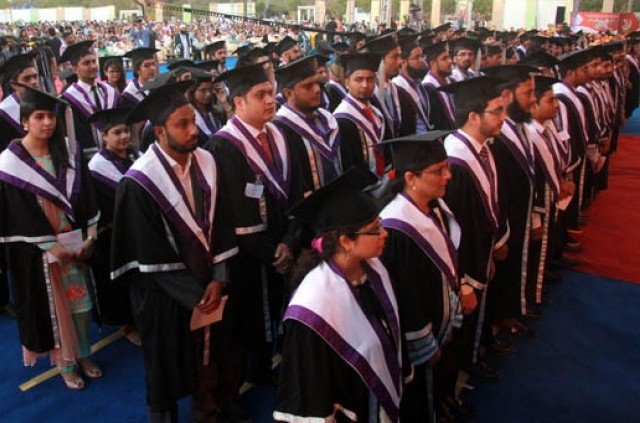 First batch of Pakistani students graduated from Southeast University in Nanjing, China