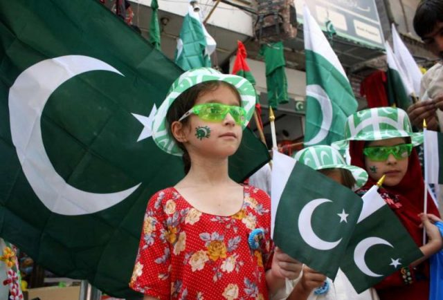overseas pakistanis INDEPENDENCE DAY