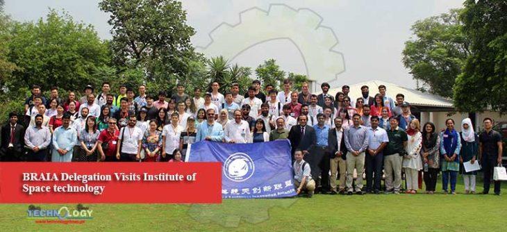 مؤسسه فناوری فضایی پاکستان