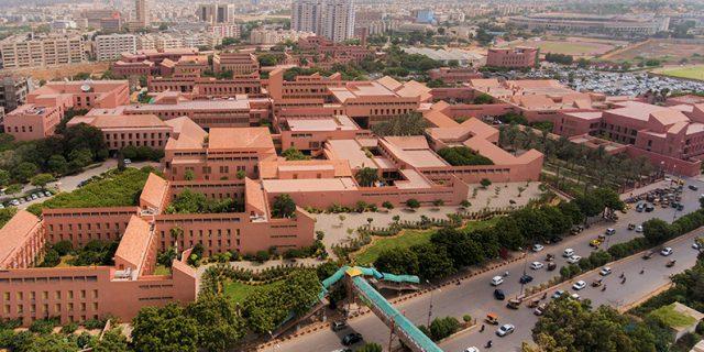 The Aga Khan University
