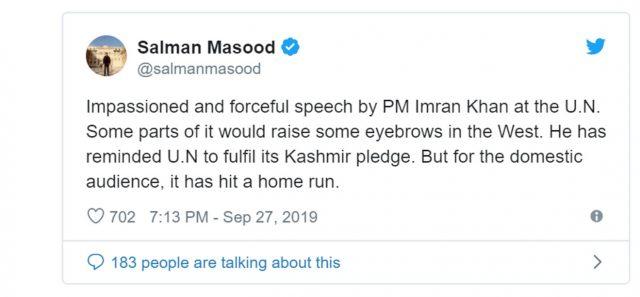Salman Masood