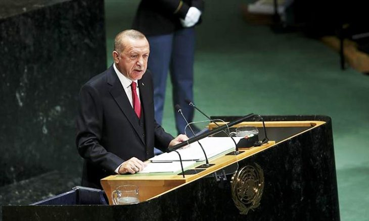 Erdogan calls for dialogue to end Kashmir dispute