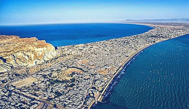 Gwadar safe city project