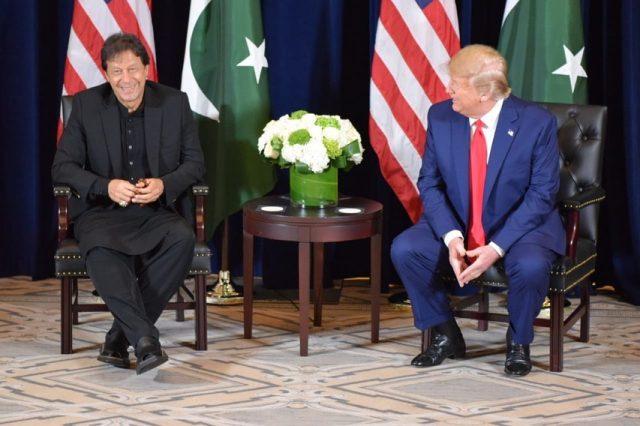 rime Minister Imran Khan meets US President Donald J. Trump2