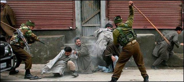 Black Day against Indian occupation of Kashmir