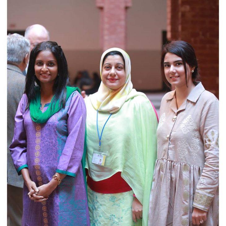 Dr Samina Mehnaz, Pakistan's first Humboldt Ambassador scientist