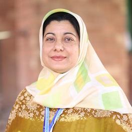 Dr Samina Mehnaz