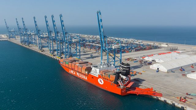 Gwadar Port is Now Officially Open
