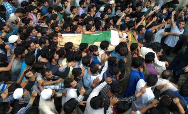 Last of Burhan Wani's boys killed