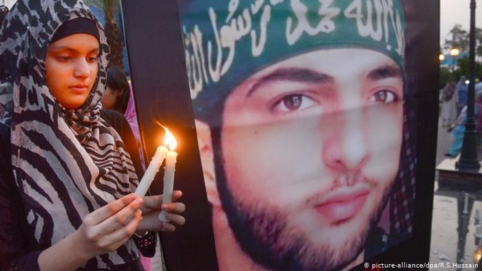 India imposes curfew on Kashmir on anniversary of Burhan Wani