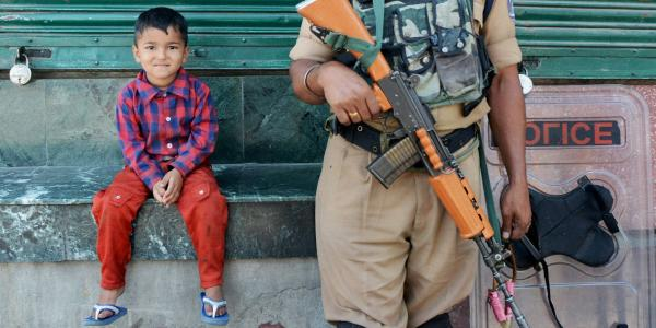 Kashmirunrestirony