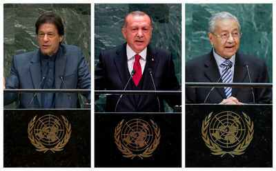 Malaysia, Turkey and Pakistan to jointly launch channel