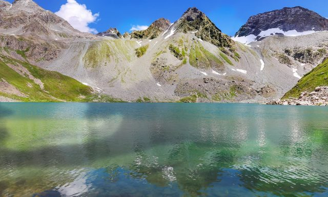 Swat valley's Mastij Lake is a piece right out of heaven