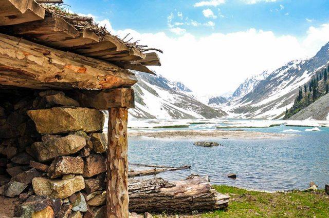 دریاچه کندول در دره سوات، خیبر پختونخوا