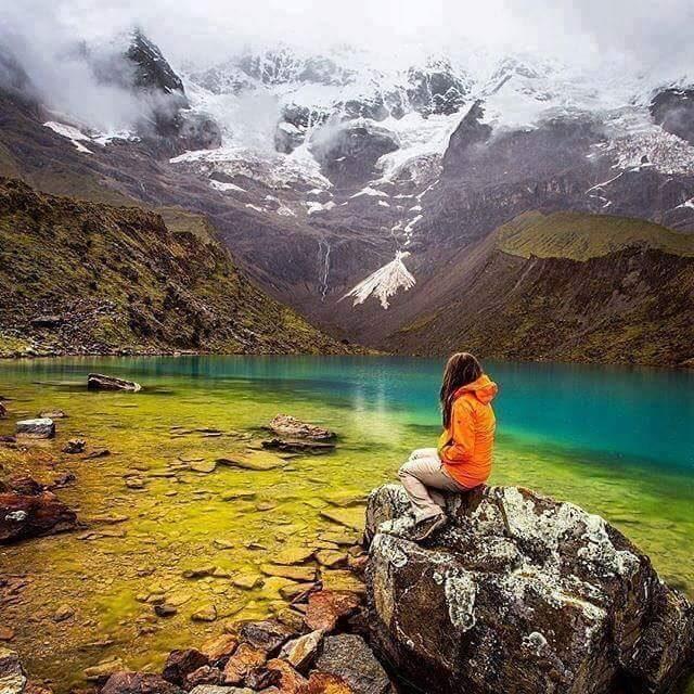 دریاچه راما در دره آستور، گیلگیت-بلتستان