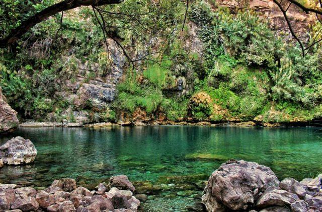 دریاچه Swaik در روستای خندوا، بخش چاکوال، پنجاب