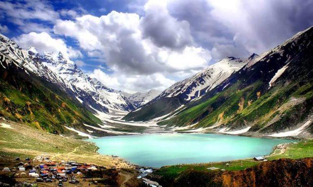 دریاچه سیف الملوک در دره کاگان، خیبر پختونخوا