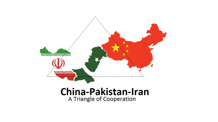 Iranian triangle of cooperation