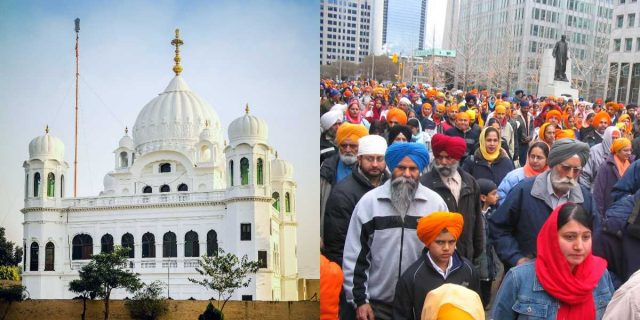 Indian Sikhs Can Now Cross The Borders To Visit Kartarpur