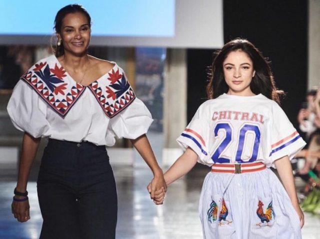 Karishma Ali Thanks Stella Jean In A Heartfelt Note For Showcasing