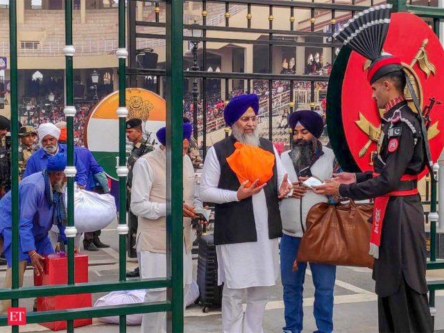 Pakistan PM to lay foundation stone for Kartarpur Corridor