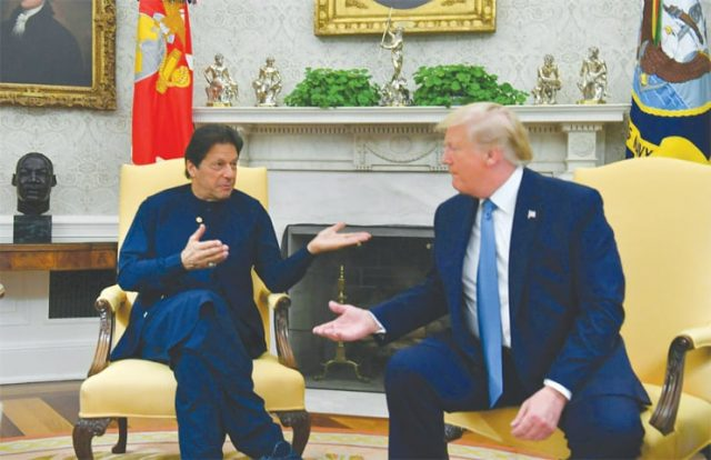 US State Dept approves proposed $125m support programme for Pakistan's