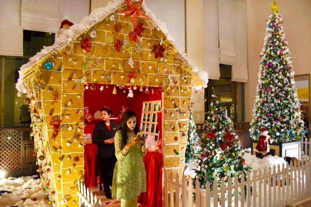 کرسمس در لاهور پاکستان