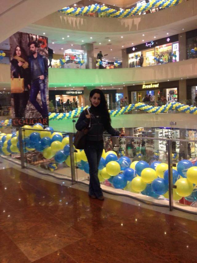 مراکز خرید در لاهور 1