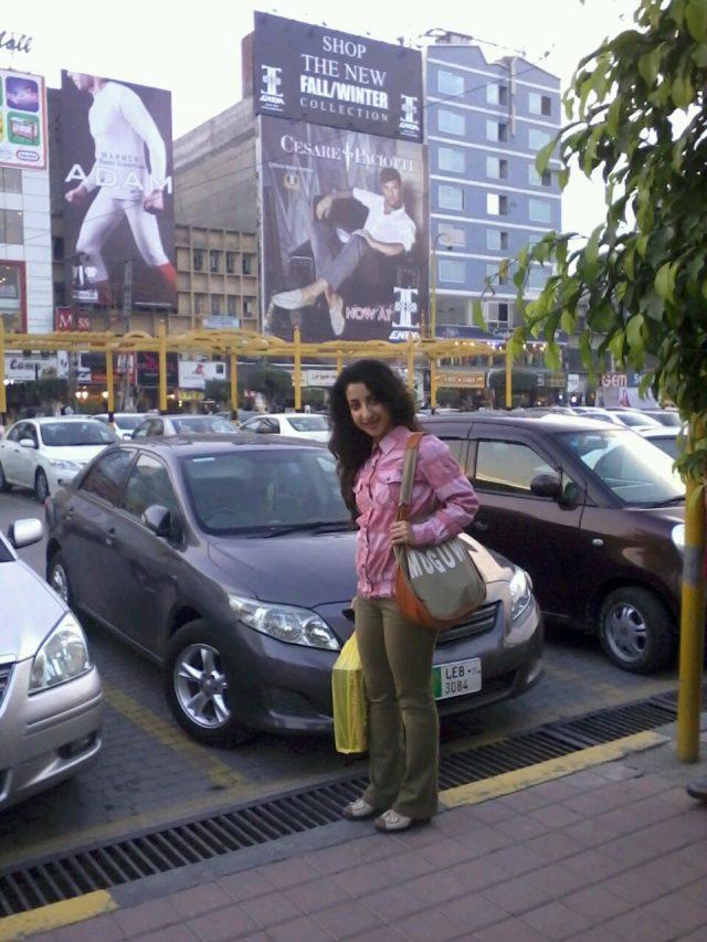 مراکز خرید در لاهور -2