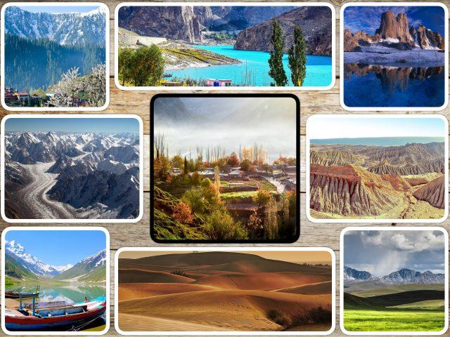 9 of Pakistan's most breathtaking natural wonders
