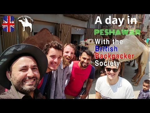 A day of adventure travel in Peshawar (Pakistan)