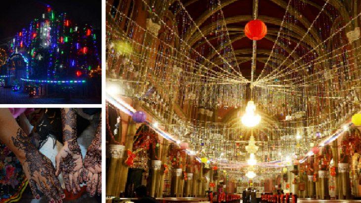 Celebrations occur across Pakistan on Christmas