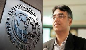 Government in talks with IMF Asad Umar