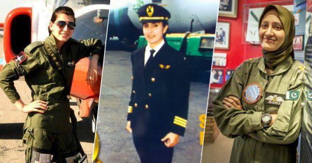 Pakistani-female-pilots