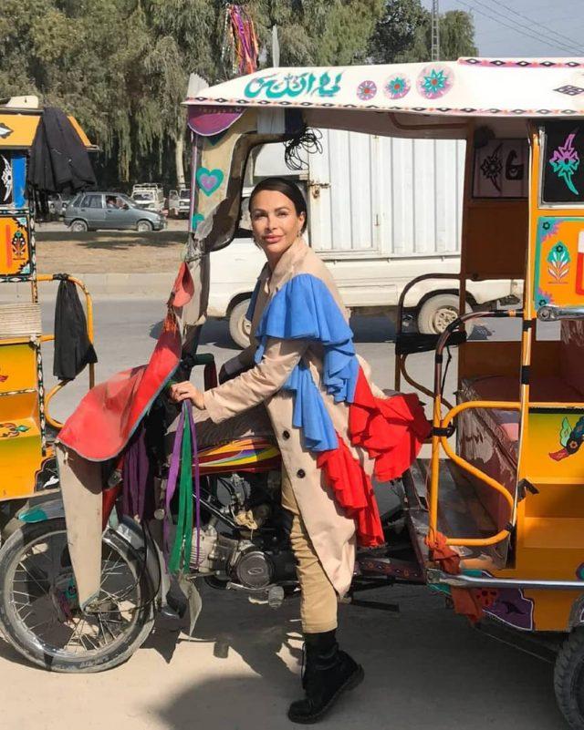 Famous international vloggers came to Khyber Pakhtunkhwa