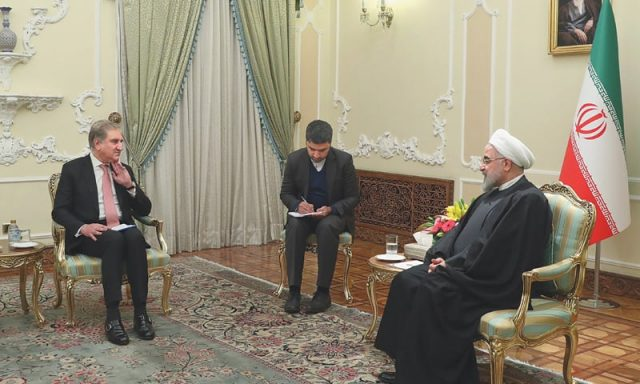 Iran does not want to heighten tension Rouhani