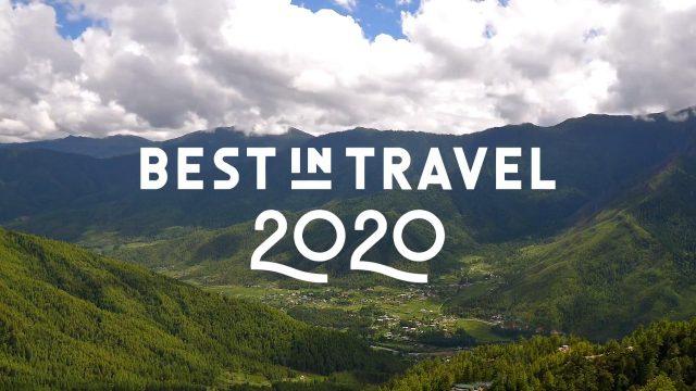Best in Travel - The best places to visit in 2020