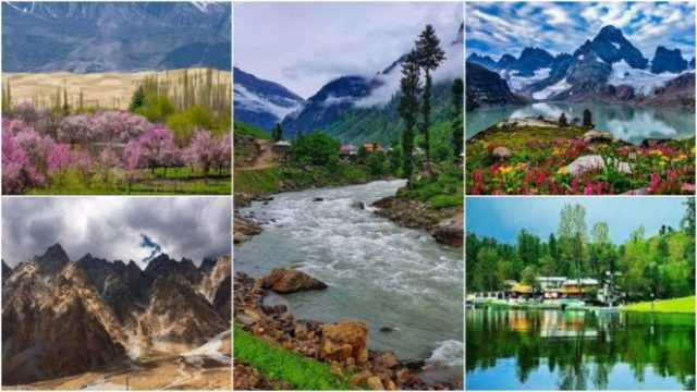 Condé Nast Traveller declared Pakistan as top best country f