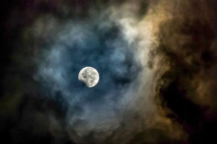چاند گرہن