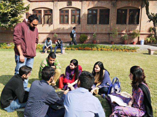 Management Studies Department GC University Lahore