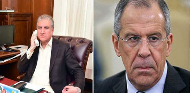 Pakistan, Russia agree on joint efforts for ensuring regional peace