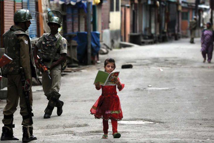 Psychological Impact of Armed Conflict on Kashmiri Children