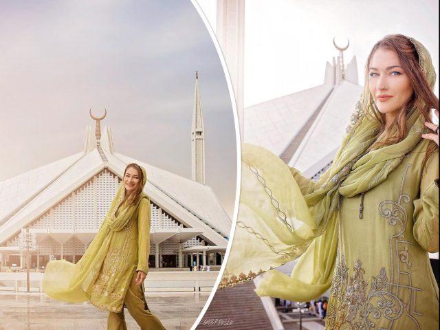 faisal mosque in pakistan