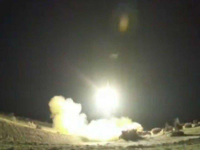 اسرائیلی طیارے کی بمباری