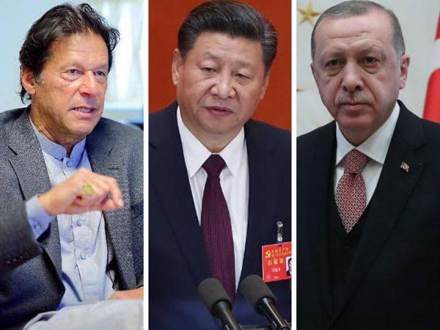 China, Turkey back Pakistan