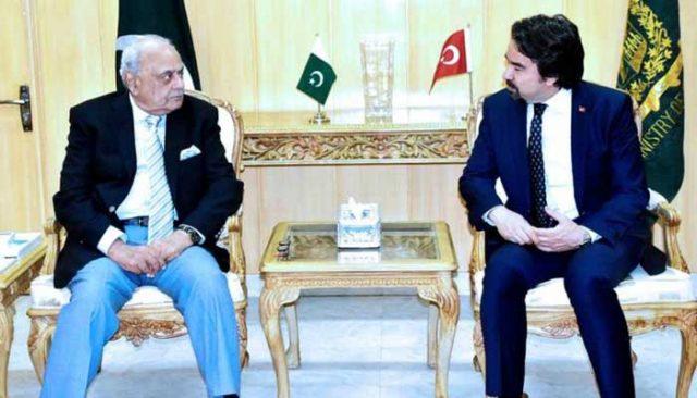 Pakistan, Turkey mulling dual nationality agreement