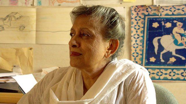 Pakistan's first-ever female architect Yasmeen Lari2