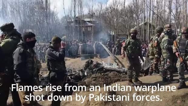 نیروهای مسلح پاکستان