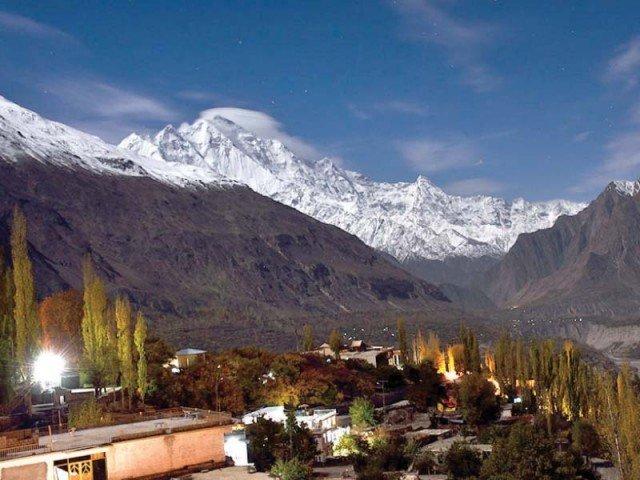 In Pakistan, tourism industry feels corona fever
